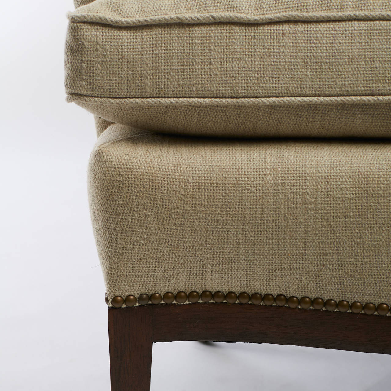 Edward Wormley Early Wing Chairs For Sale 1