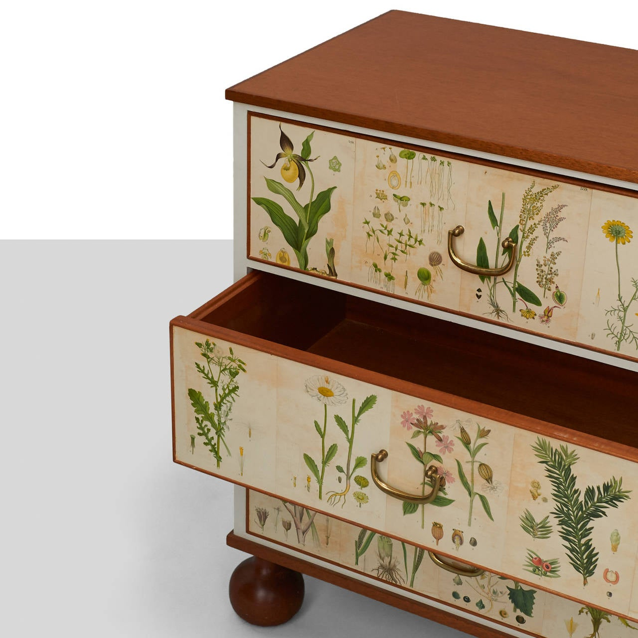 Mid-20th Century Josef Frank, Chest of Drawers