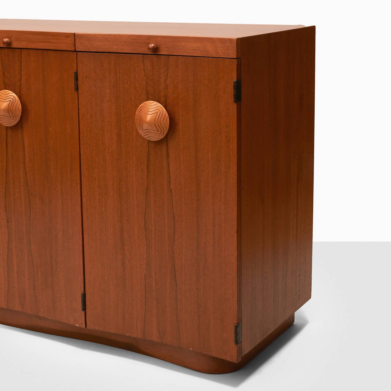 Mid-Century Modern Gilbert Rohde, Paldao Sideboard For Sale