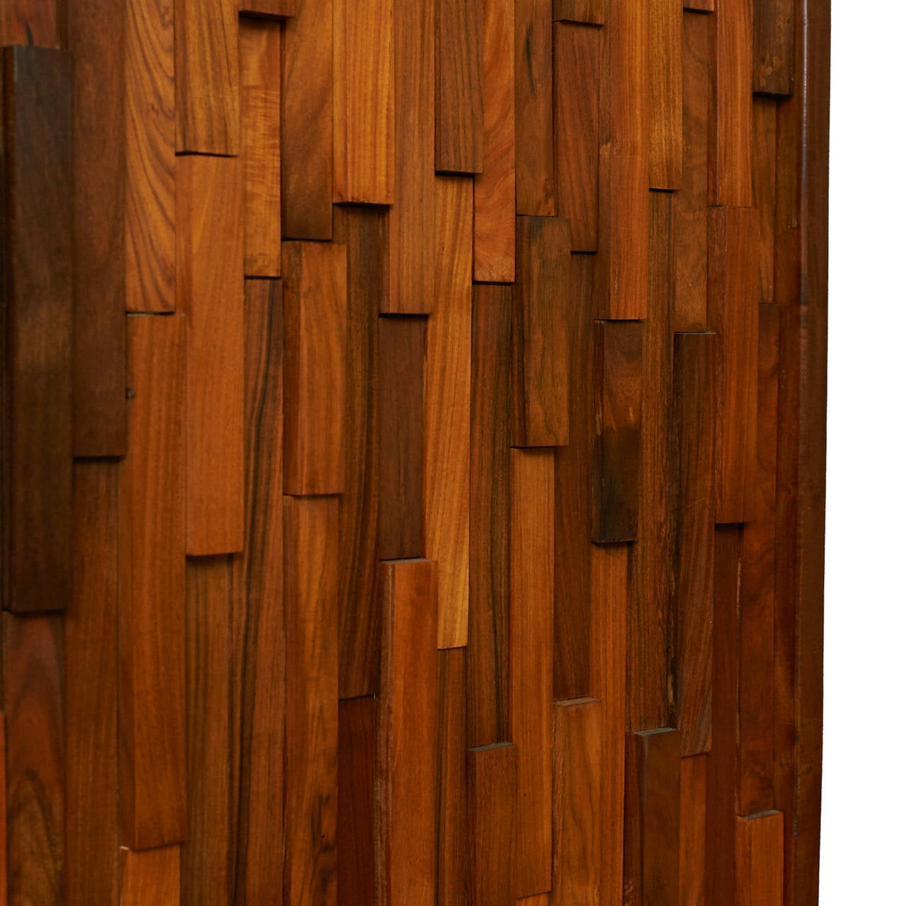 Pair of Rosewood Screens In Excellent Condition For Sale In San Francisco, CA