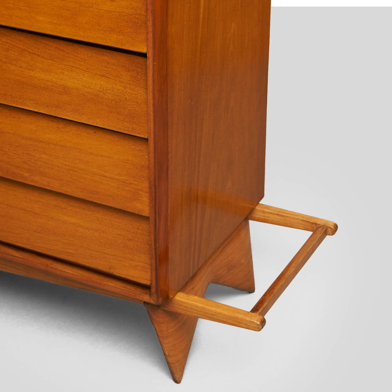 Carlo Hauner and Martin Eisler Credenza In Excellent Condition For Sale In San Francisco, CA