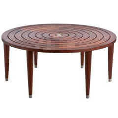 Matt Stoich - Target Coffee Table, Indoor/Outdoor