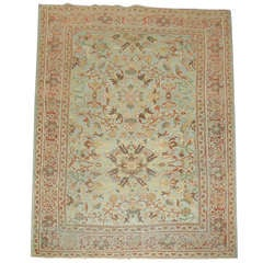 Blue Persian Sultanabad Rug