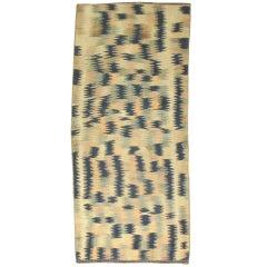 Turkish Kilim Flat-Weave Rug