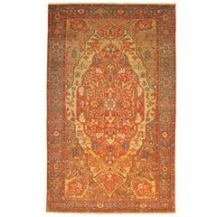 Antique Persian Malayer, Superfine
