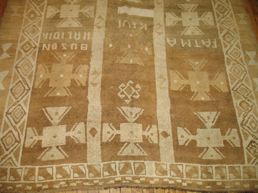 Turkish Kars Dowry Rug 2