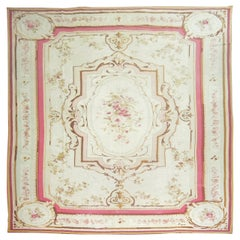 18th Century Palace Size French Aubusson