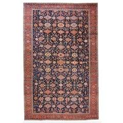 Persian Serapi Oversize Carpet