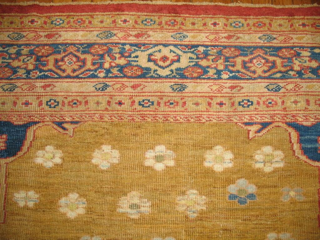 Wool Ziegler Mahal Rug For Sale