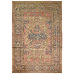 Antique Romanian Rug
