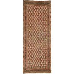 Unique Persian Gallery Size Area Rug
