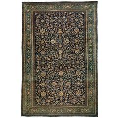 Antique Persian Bibikabad Rug