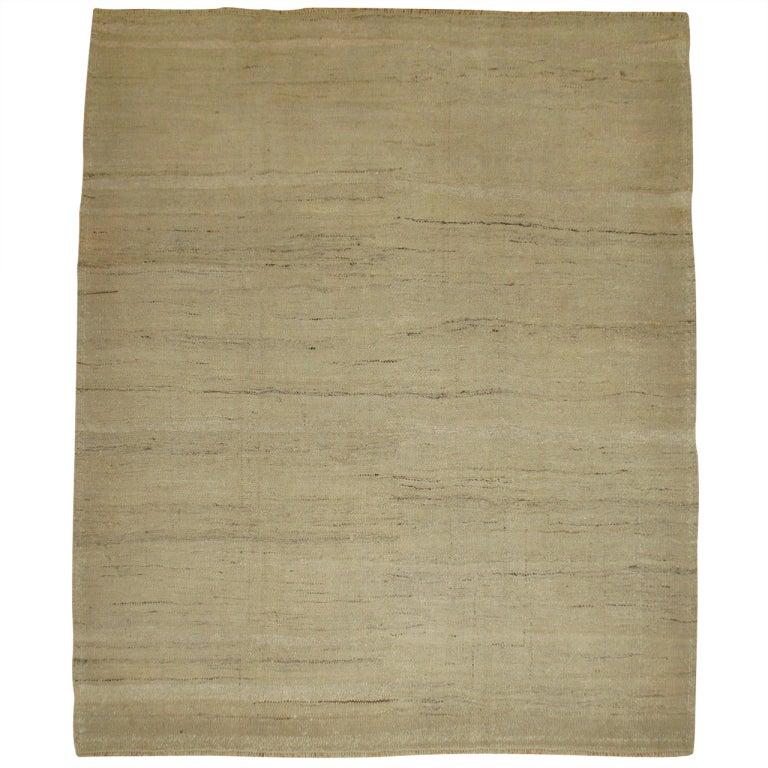 Flat-Weave Moroccan Rug