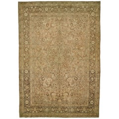 Palace Size Antique Persian Tabriz
