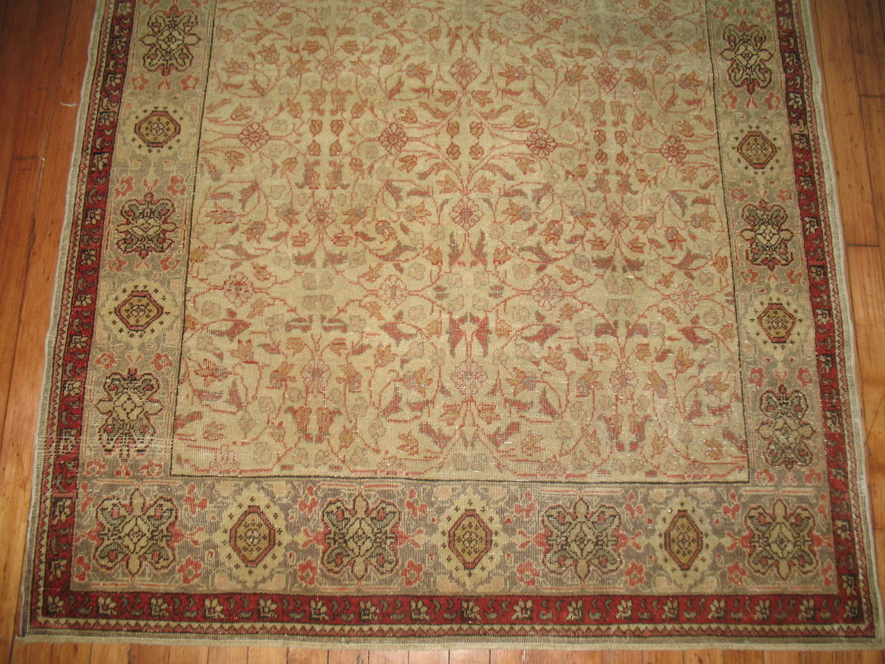 Early 20th century all-over motif Turkish Sivas.
