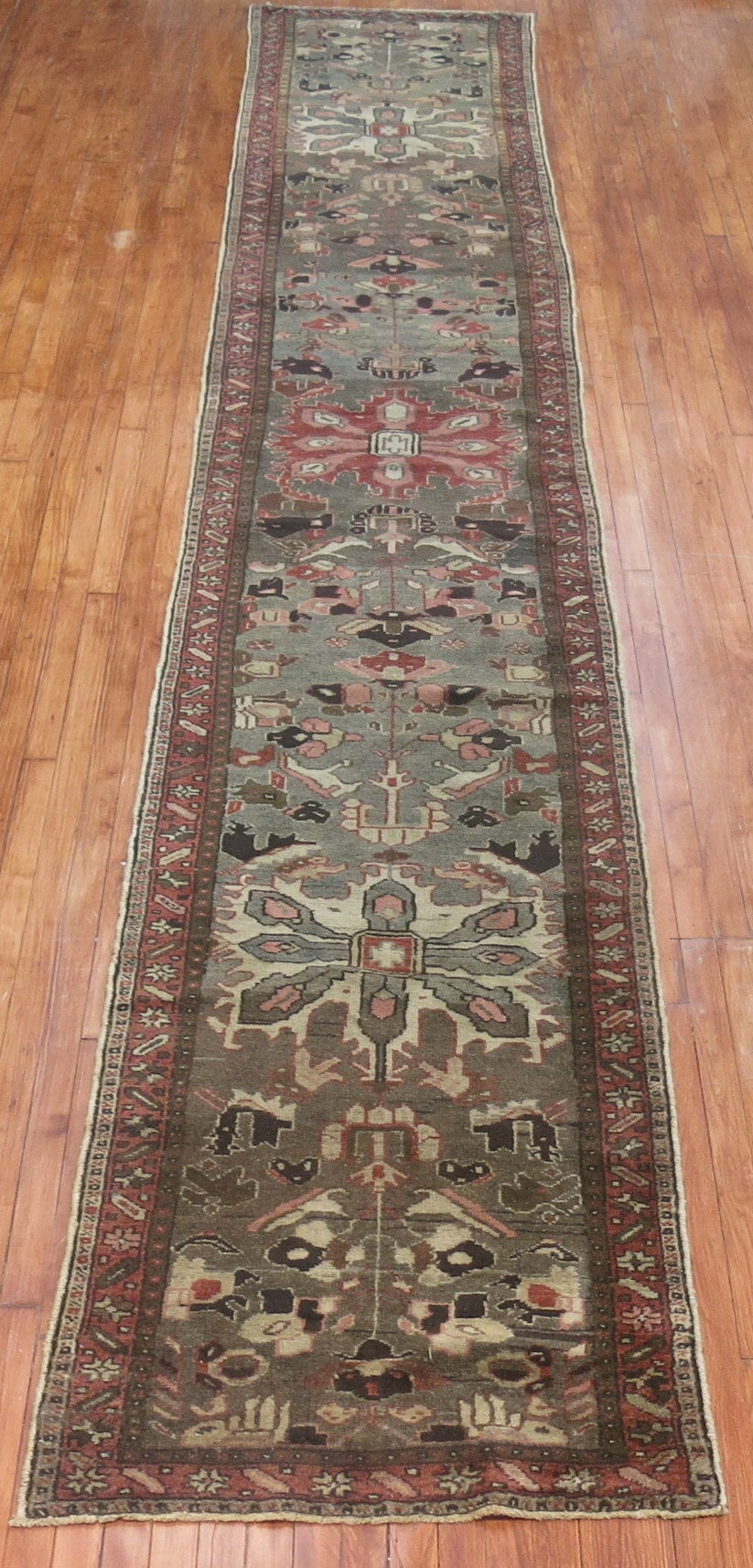 Vintage Persian Long Runner 2