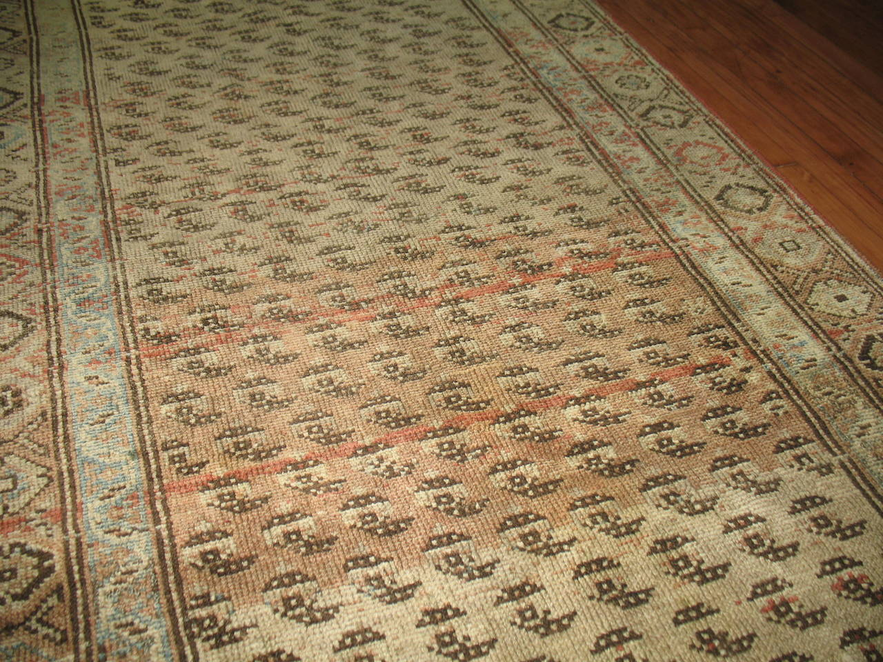 Antique Persian Malayer Runner 3