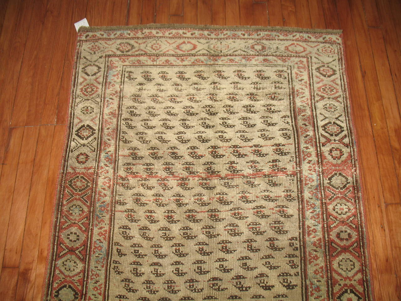Antique Persian Malayer Runner 2