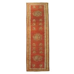 Antique Turkish Melas Runner