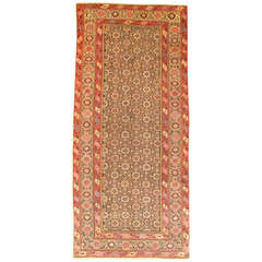Antique Persian Ferehan Runner