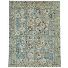 19th Century Persian Tabriz Rug