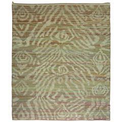 Turkish Inspired Flat-Weave Carpet