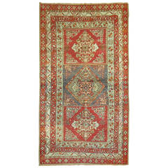 Turkish Sivas Throw Rug