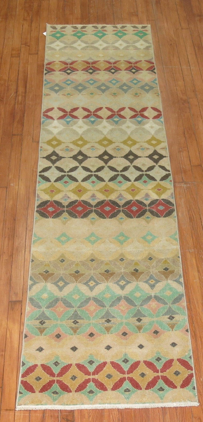 Midcentury Turkish Anatolian Runner 2