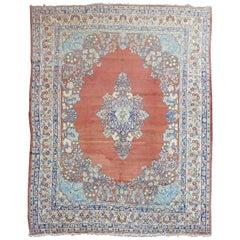 Classic Persian Sarouk Rug