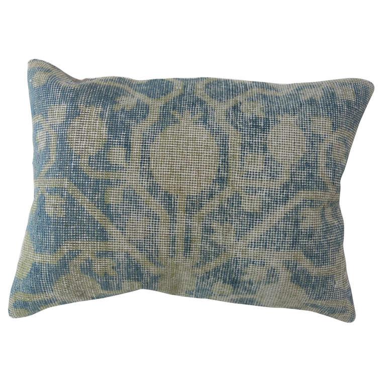 Antique Khotan Rug Pillow At 1stdibs