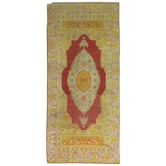 19th Century Antique Turkish Sivas Rug