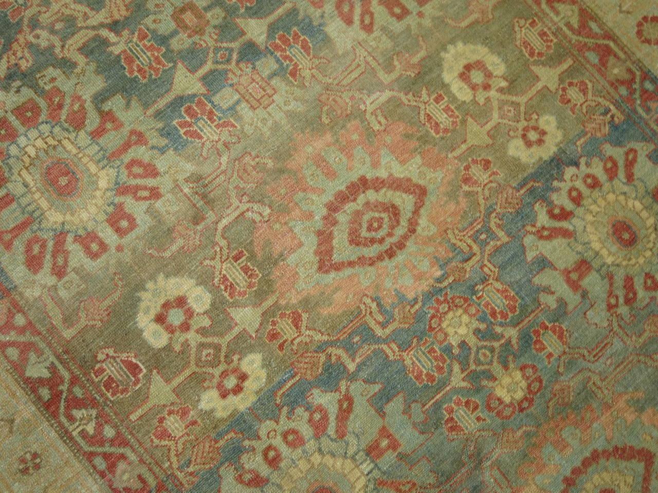 Antique Persian Malayer 8