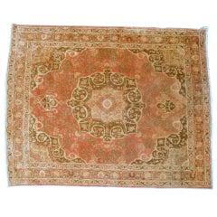 Persian Tabriz Small Rug