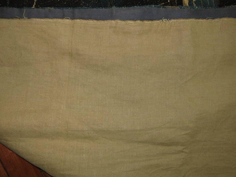 18th Century Flemish Verdure Tapestry For Sale 3