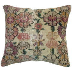 Turkish Deco Rug Pillow