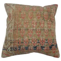 Persian Malayer Pillow Rug Cushion