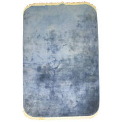 Blue Chinese Rug