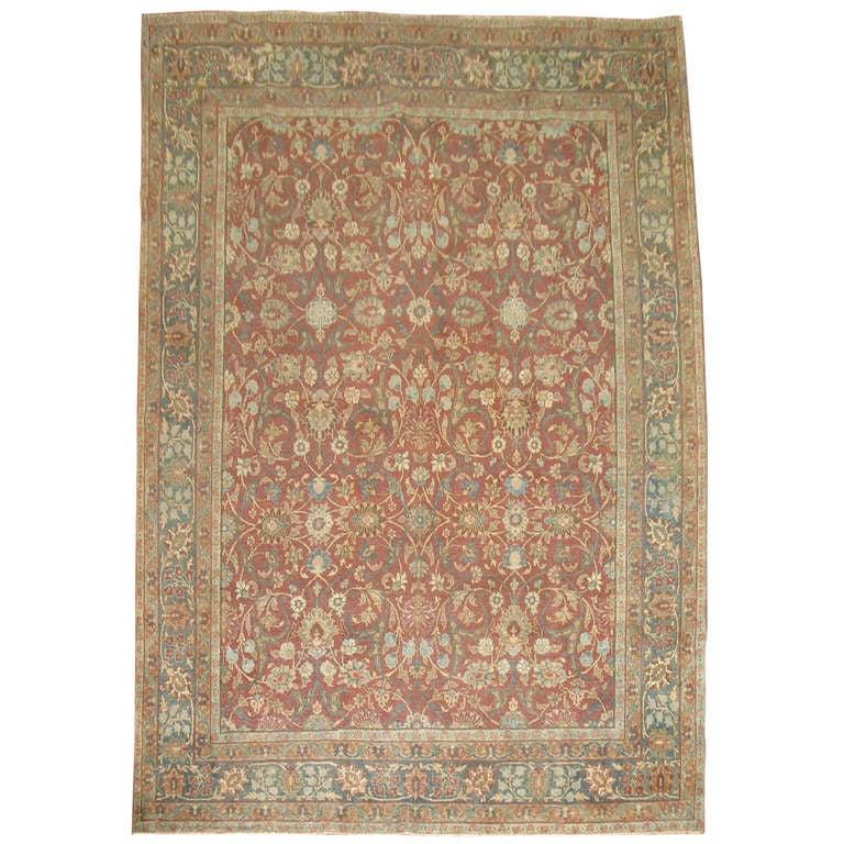 Vintage Persian Tabriz At 1stdibs