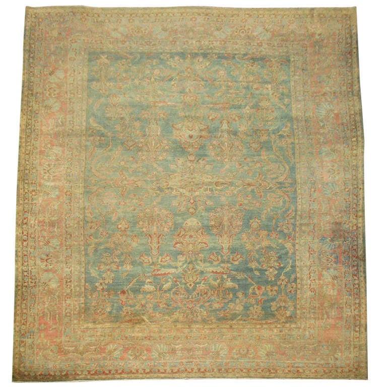 Antique Persian Sarouk At 1stdibs