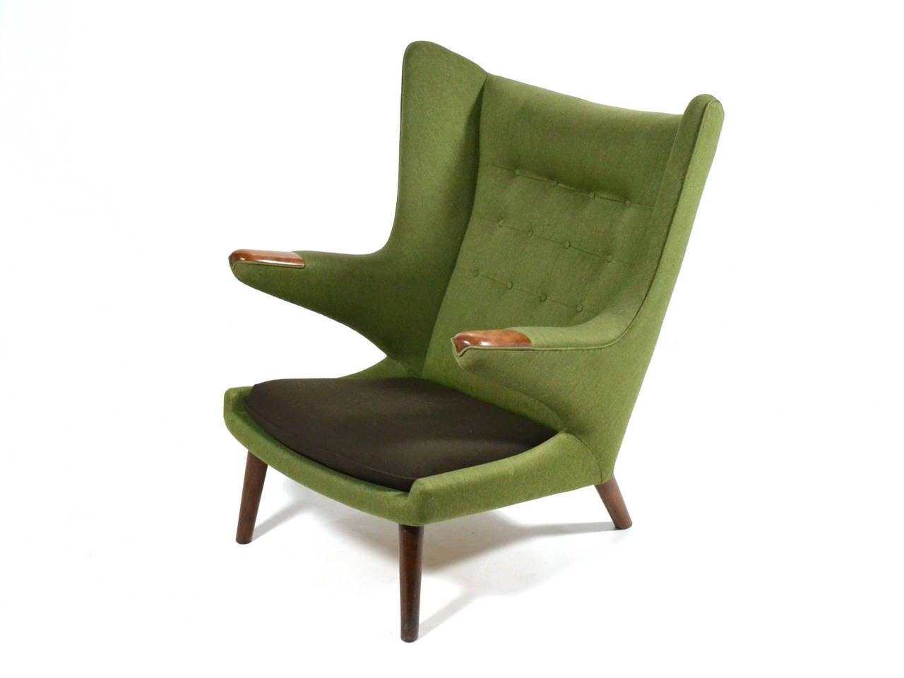 Hans Wegner Papa Bear Chair For Sale 3