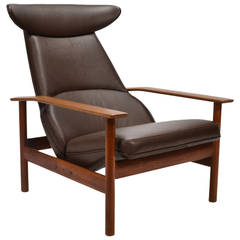Sven Ivar Dysthe Reclining Lounge Chair