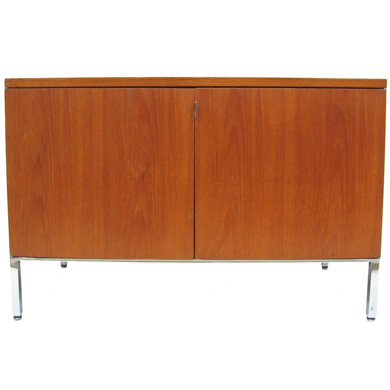 Teak Cabinet By Stow Davis At 1stdibs