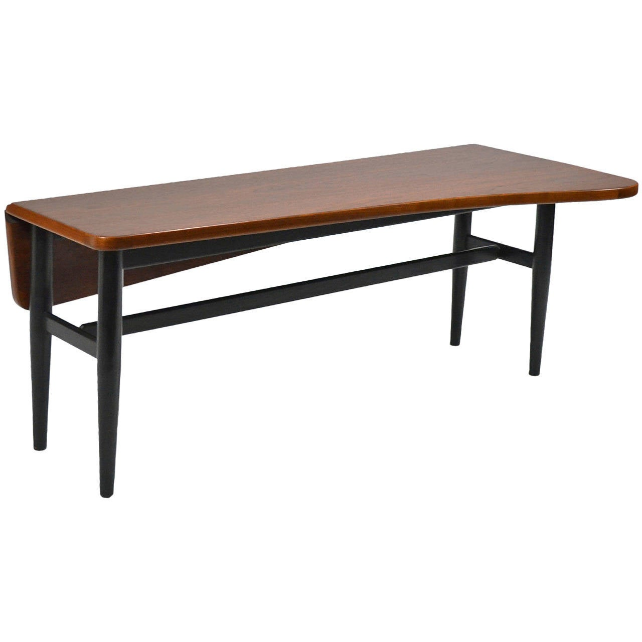 Finn Juhl Drop Leaf Coffee Table For Sale At 1stdibs