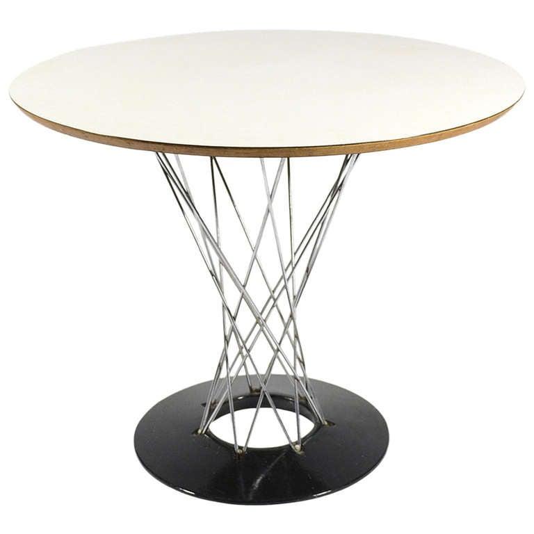 Isamu Noguchi Cyclone Dining Table By Knoll At 1stdibs