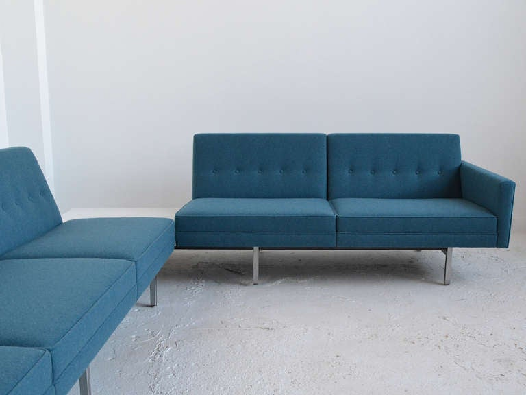 George Nelson Modular Group Sectional Sofa by Herman Miller at 1stdibs