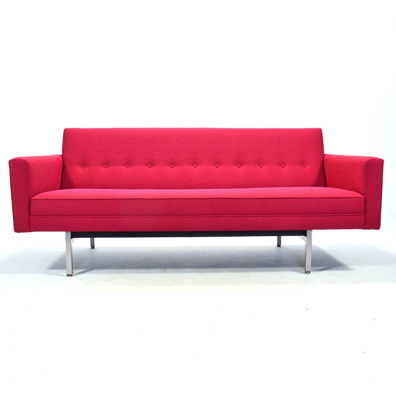 Mid-Century Modern George Nelson Modular Group Sofa For Sale