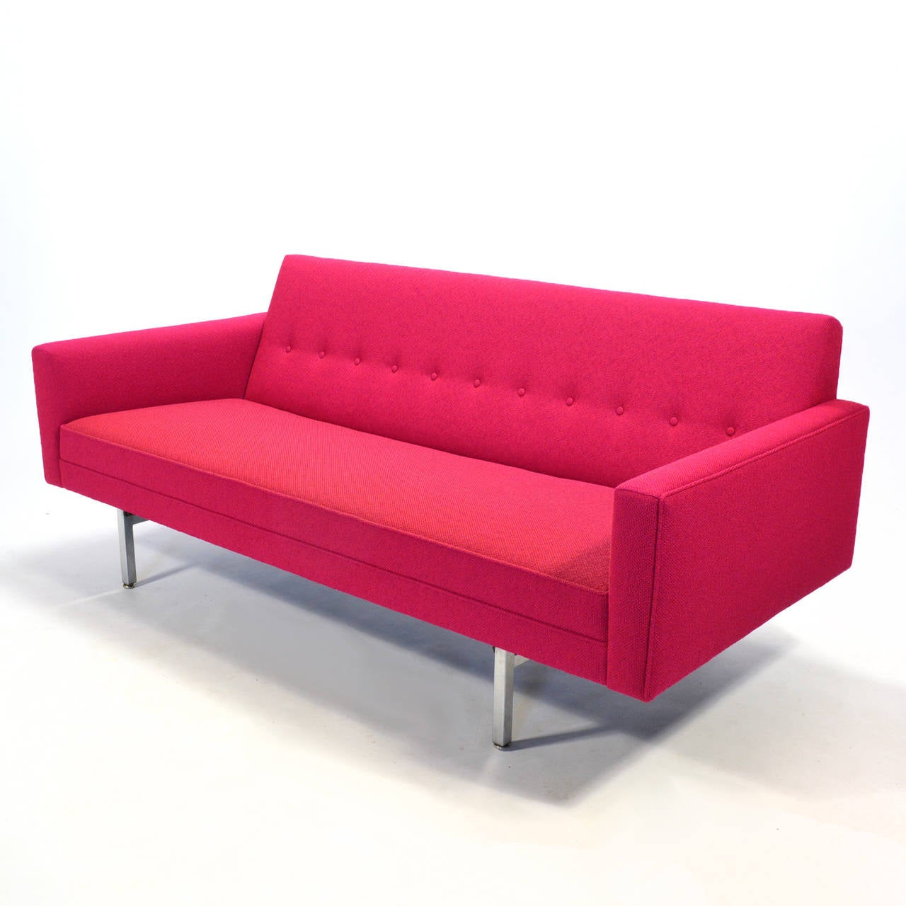 American George Nelson Modular Group Sofa For Sale