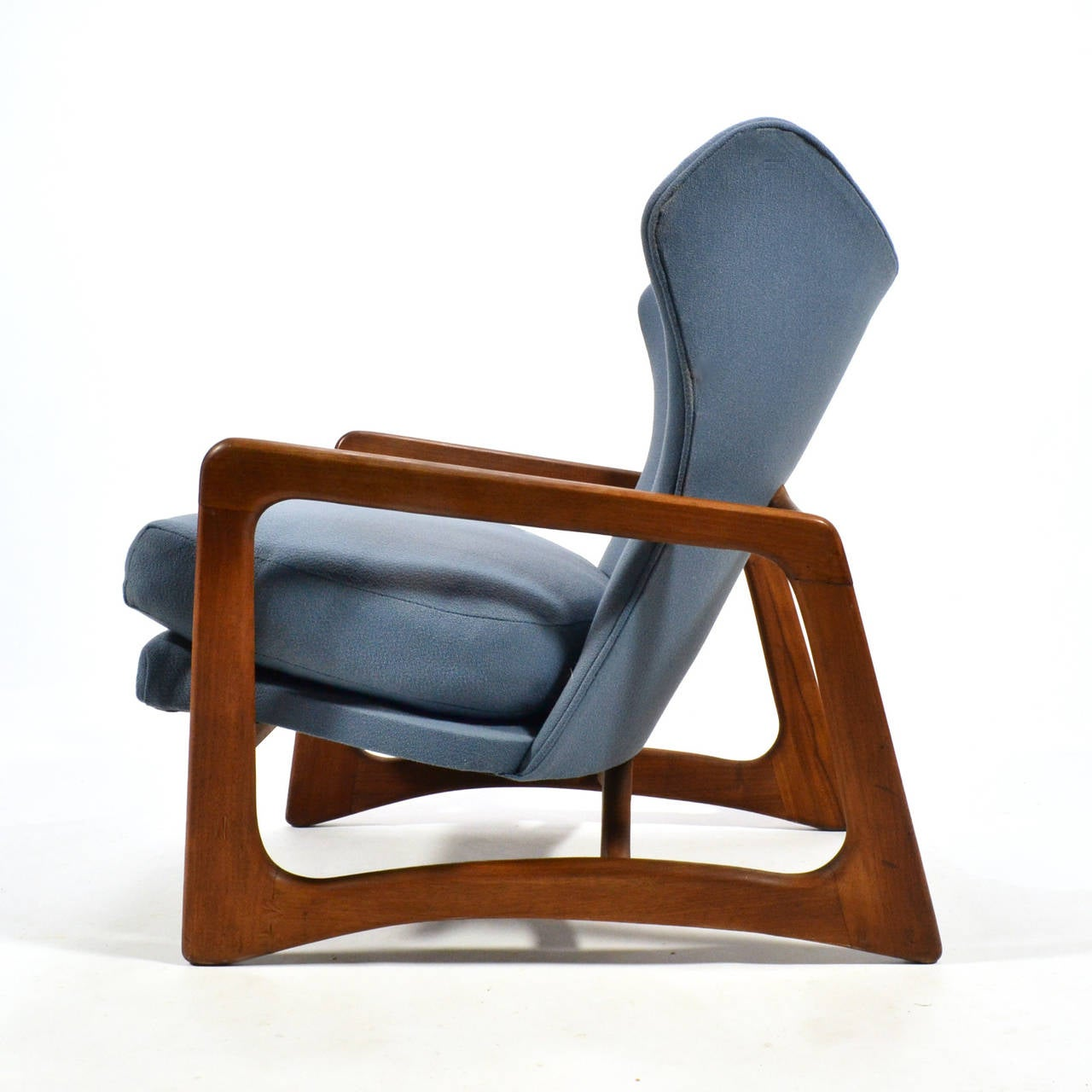 Adrian Pearsall Wingback Lounge Chair by Craft Associates 4