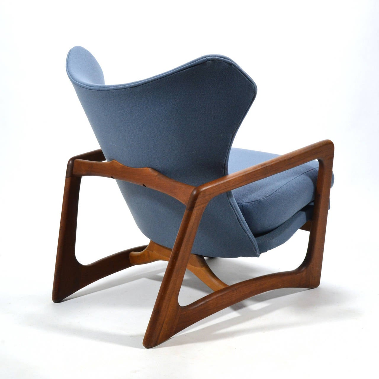 Adrian Pearsall Wingback Lounge Chair by Craft Associates 5