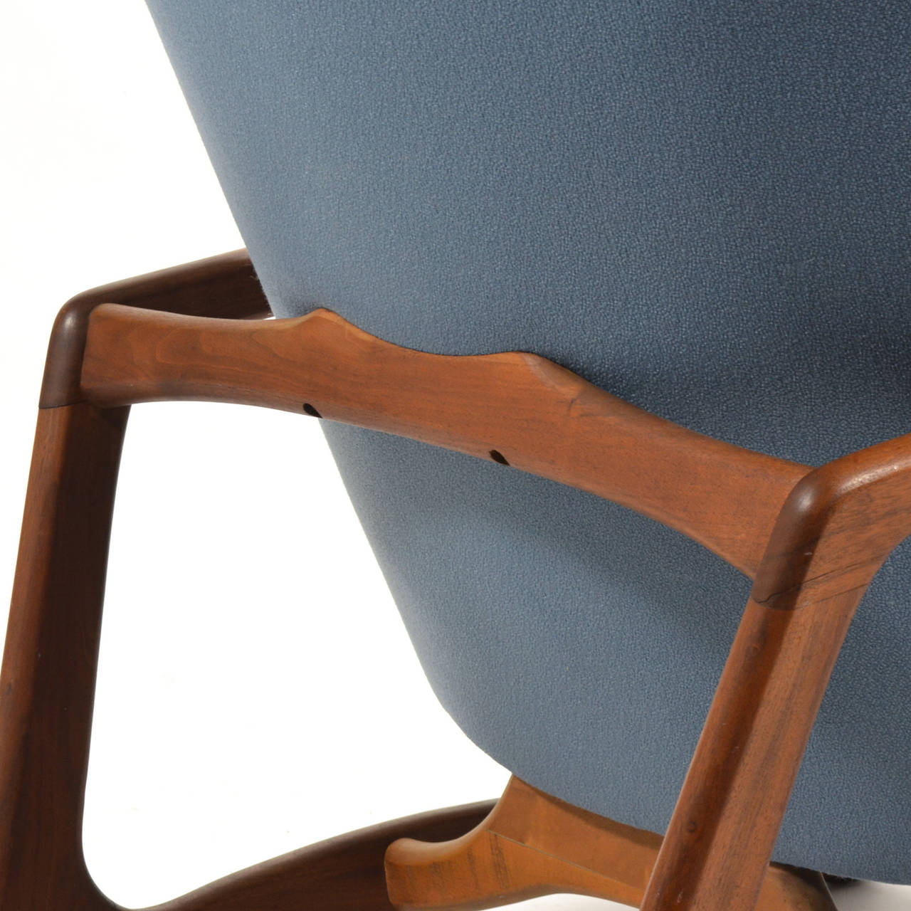 Adrian Pearsall Wingback Lounge Chair by Craft Associates 6